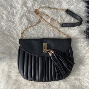 Call It Spring Crossbody Bag with Tassels